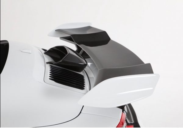 Master Image for Trunk air intake