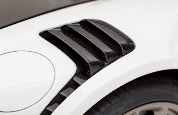 Master Image for Louvered Fenders