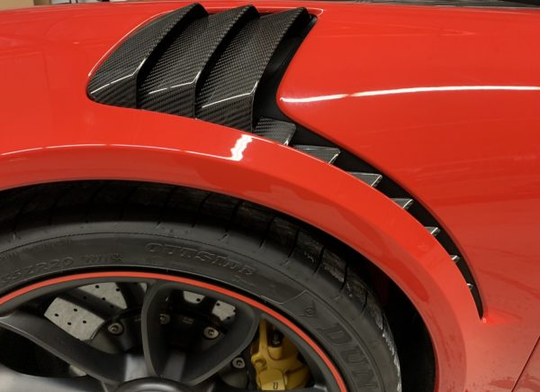 Master Image for fender louvers
