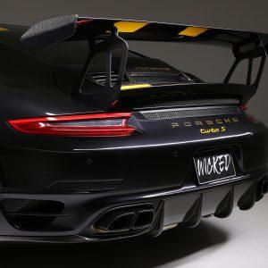 Master Image for rear bumper